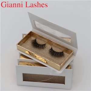 Best Mink Lashes luxury box
