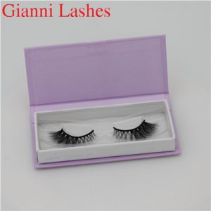 Custom Lashes Packaging Mink Lashes