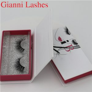 3d mink lashes luxury package