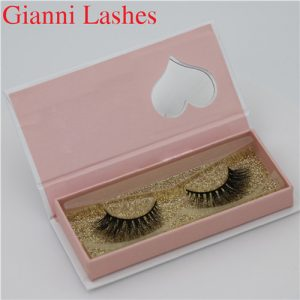 silk eyelash extensions custom box