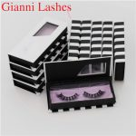 China 3D Mink Fur Eyelashes Mink Lashes Manufacturer