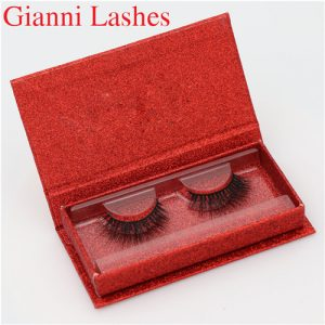 Wholesale 3D Mink Lashes Custom Lashed Box
