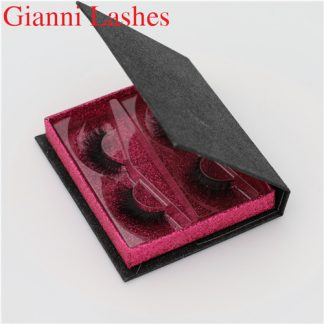 Wholesale Clear Band 3D Mink Fur Eyelashes