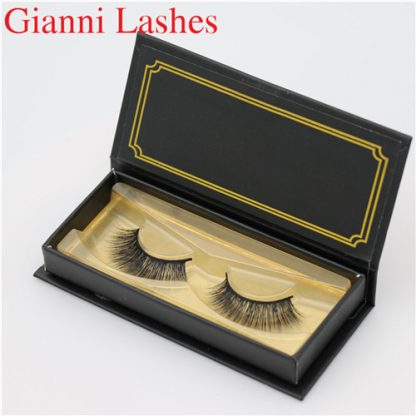 Natural Mink Fur False Eyelash For Sale