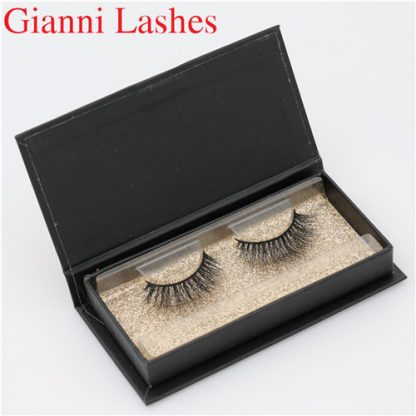3D Real Mink Lashes 3D Silk Lashes