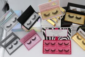 eyelash package