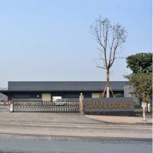 Gianni Lashes Factory