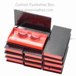 3D Mink Lashes Customized Box