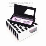 Mink Lashes Customized Box