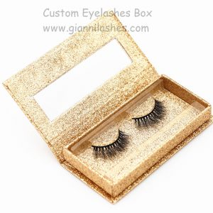 Eyelash Box Packaging