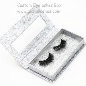 False Eyelash Box Packaging