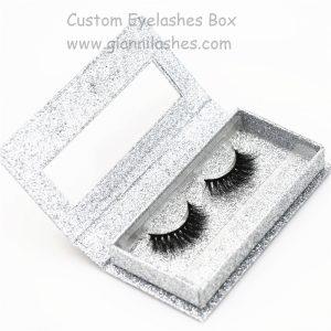 False Eyelash Box Packaging