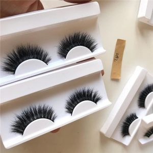 mink strip lashes mink false eyelashes