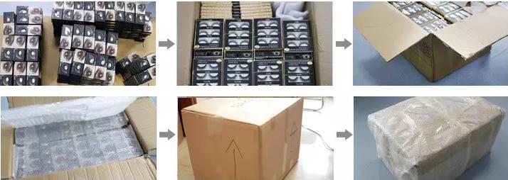 3D Mink Lashes Wholesale Bulk Order