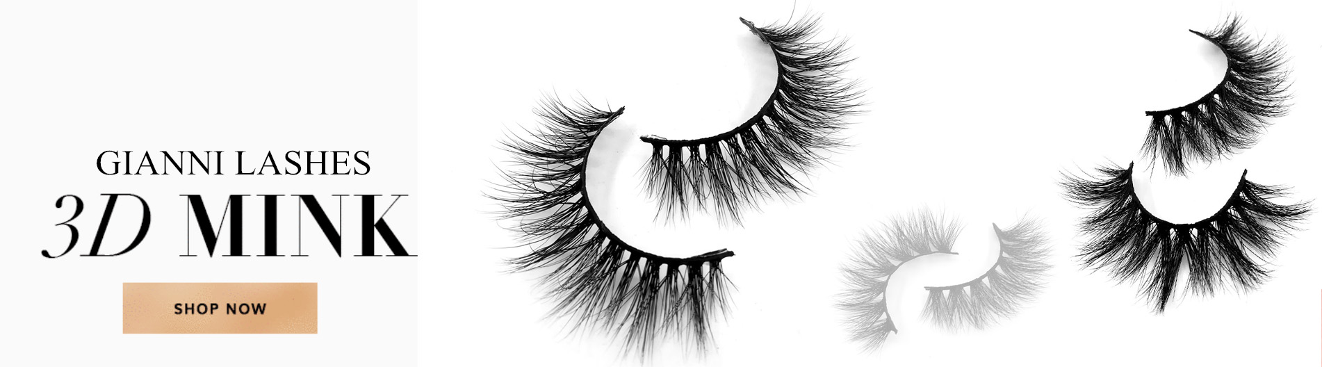 93f5d622685 Wholesale Mink Lashes Vendor 3D Mink Lashes Strip Manufacturer