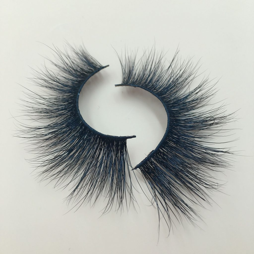 Hot! Real Mink Fur Lashes,Natural Looking Siberian Mink ...