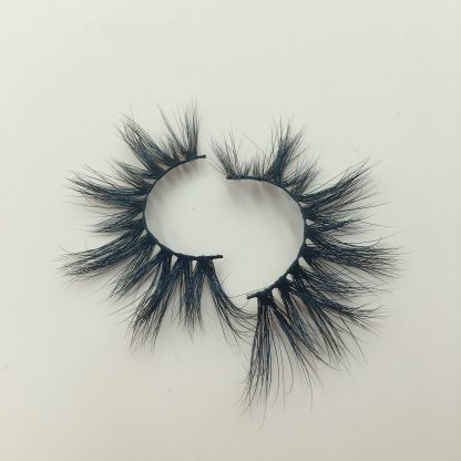 #DH004 25mm Mink Lashes