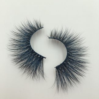 Wholesale 25mm Mink Lashes 25mm Siberian Mink Strip Lashes Vendor