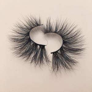 #DH010 25mm Mink Lashes