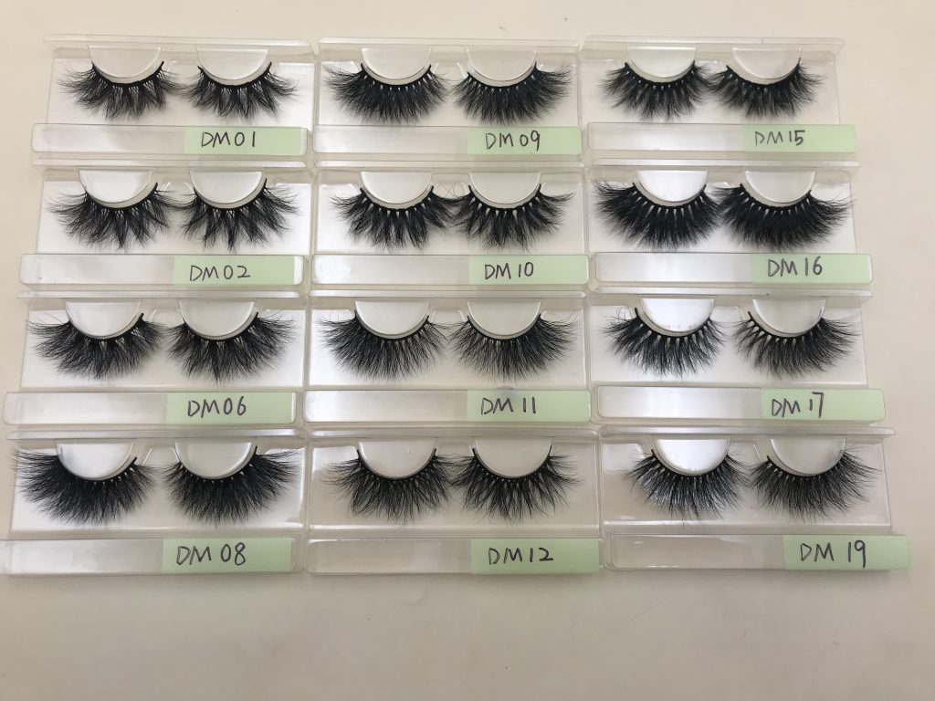 20mm mink lashes styles