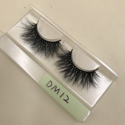 DM12 20MDM12 20mm Mink LashesM MINK LASHES