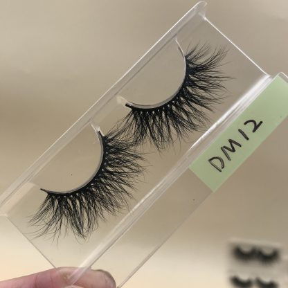 DM12 20mm Mink Lashes