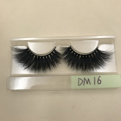 DM16 20MM MINK LASHES