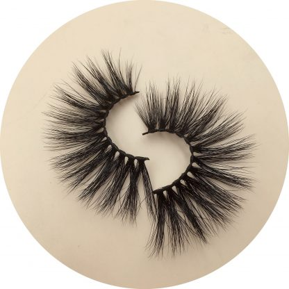 DN16 22mm mink lashes