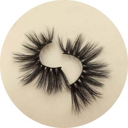 DN09 22mm mink lashes