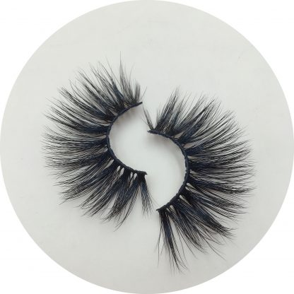 DN03 22mm mink lashes