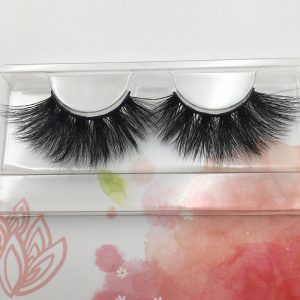 Wholesale Mink Lashes Vendor 3D Mink Lashes Strip Manufacturer